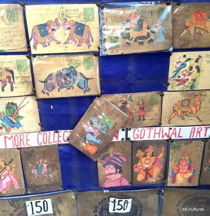 インド・ラジャスタンの旅 16 ウダイプールひとり歩き_a0092659_20435790.jpg