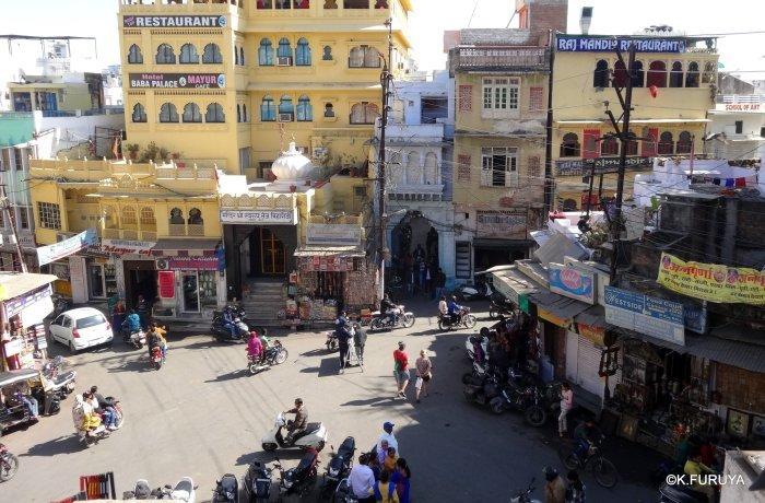 インド・ラジャスタンの旅 16 ウダイプールひとり歩き_a0092659_23281745.jpg