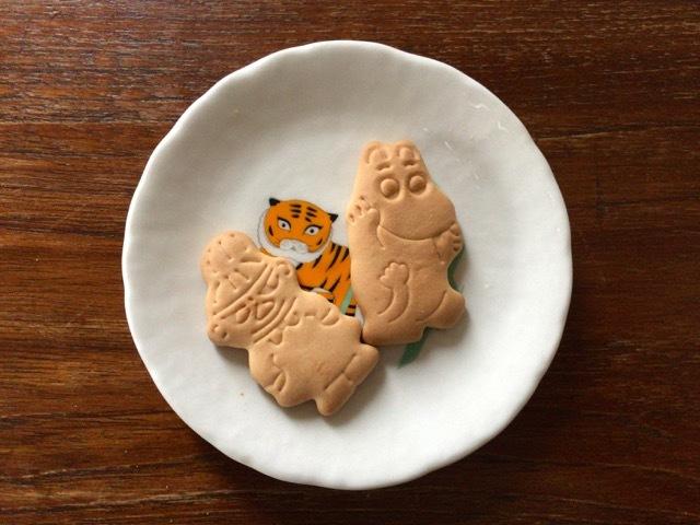 オリジナルグッズ紹介♪その3:小皿(虎と竹)「禅 -心をかたちに-」@京都国立博物館 5/22まで_d0339885_12475303.jpg