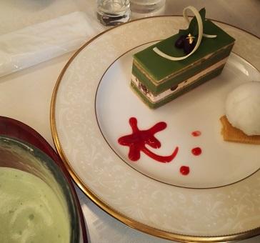 北浜・五感で究極のケーキを食す_d0043390_21153953.jpg