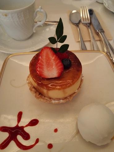北浜・五感で究極のケーキを食す_d0043390_212552.jpg