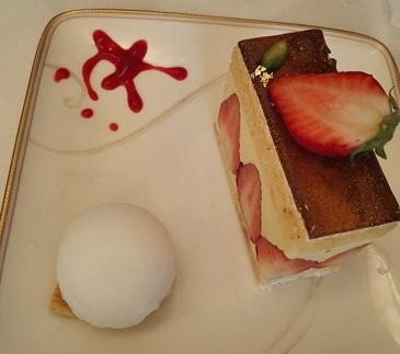 北浜・五感で究極のケーキを食す_d0043390_2193339.jpg
