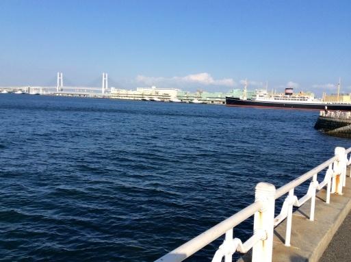 埠頭を渡る風〜〜♫_b0210699_22520058.jpg