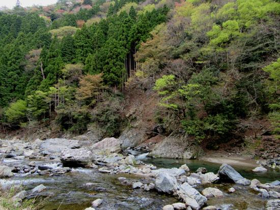 坊村から久多へ_e0048413_205672.jpg