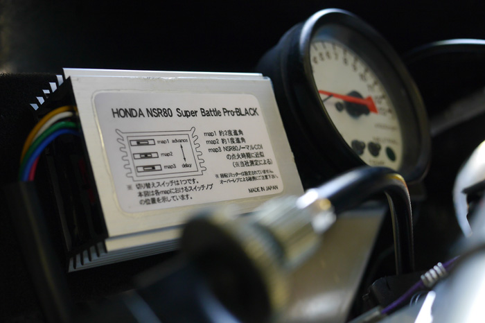 NSR50改80エンジンと新CDIテスト_d0067418_1054272.jpg