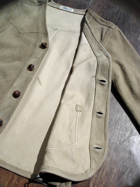NEW : RADIALL [NOVA]、[NATIVE] SHIRT & [ALLMAN'S] LEATHER JACKET 2016S/S !!_a0132147_181846.jpg