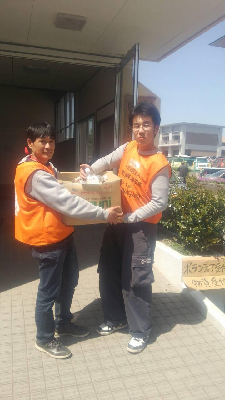九州 熊本地震地域避難所への支援について_e0135675_16471435.jpg