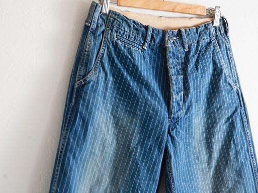 USED WASH WABASH 41 TROUSERS_d0160378_16401585.jpg