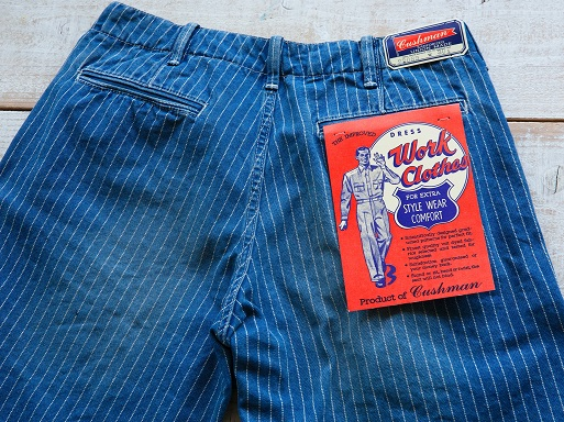 USED WASH WABASH 41 TROUSERS_d0160378_16485254.jpg