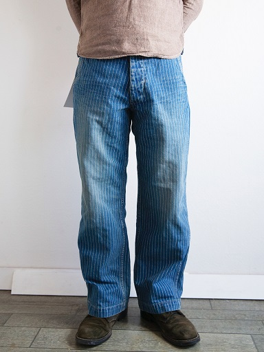 USED WASH WABASH 41 TROUSERS_d0160378_16582116.jpg