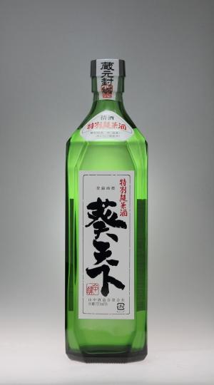 葵天下 特別純米酒 [山中酒造]_f0138598_2044177.jpg