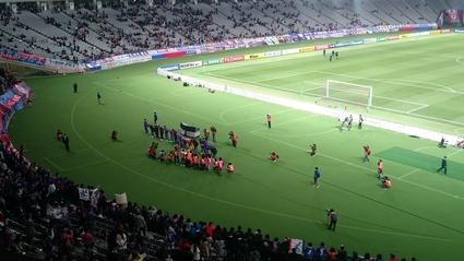2016AFCチャンピオンズリーググループステージ第5戦 FC東京 - 全北現代_b0042308_0495371.jpg