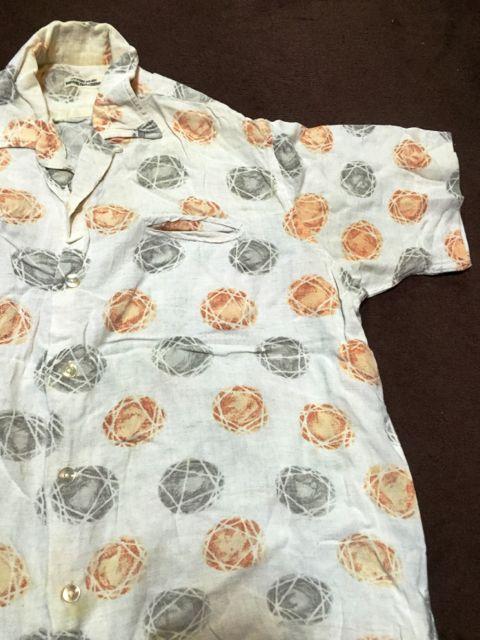 アメリカ仕入れ情報#54 50−60s ビンテージ半袖シャツ!色々!!_c0144020_12395031.jpg
