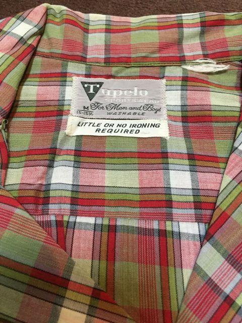 アメリカ仕入れ情報#54 50−60s ビンテージ半袖シャツ!色々!!_c0144020_1240829.jpg