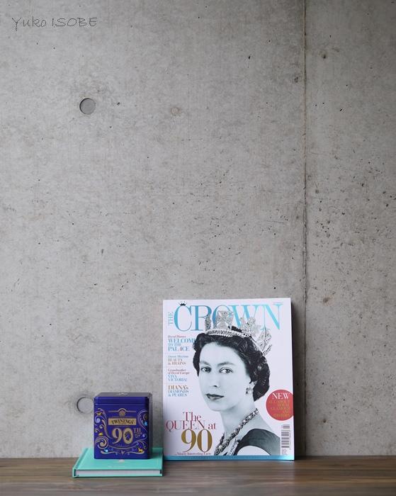 エリザベス女王 90歳のお誕生日_a0169924_21521666.jpg