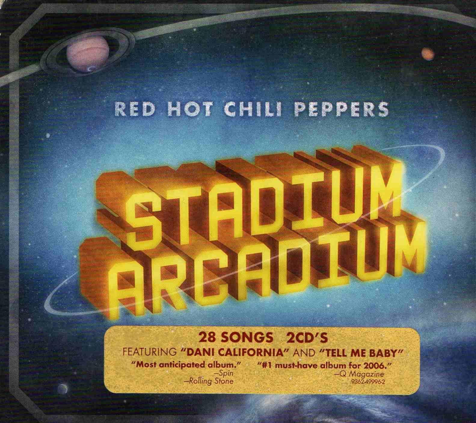 「STADIUM ARCADIUM」 RED HOT CHILI PEPPERS_d0335541_07094203.jpg