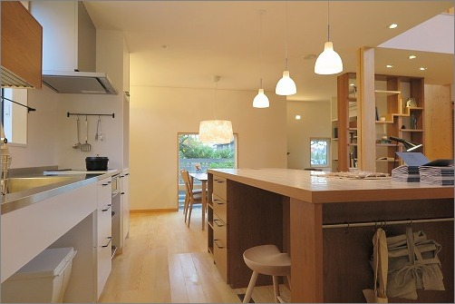 【 暮らしたくなる家のキッチン紹介 】_c0199166_9273244.jpg