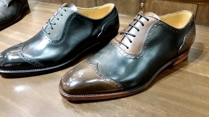 BROSENT SHOES 『Turner』&『Stella』_b0365069_21151431.jpg