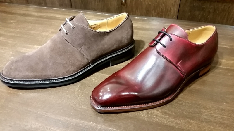 BROSENT SHOES 『Turner』&『Stella』_b0365069_21231717.jpg