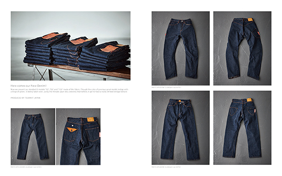 KATO NEW DENIM 本日発売_e0272788_14311525.jpg