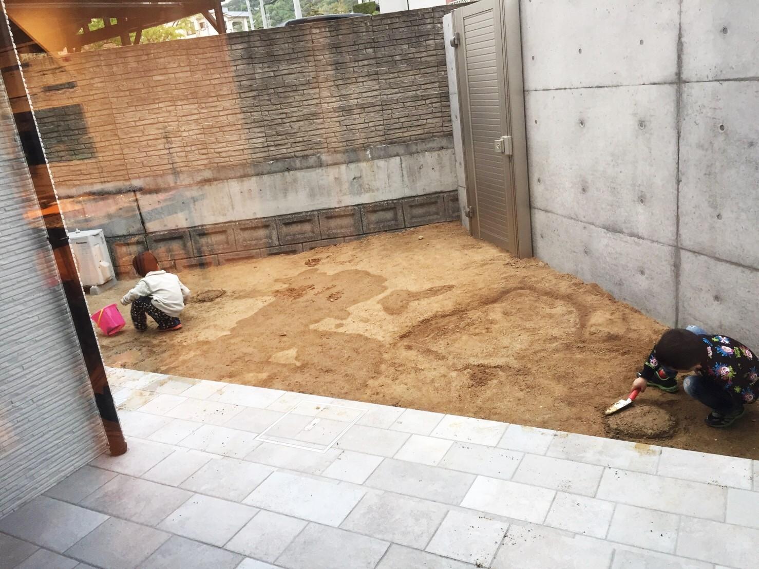 お庭創り_f0150413_11512388.jpg