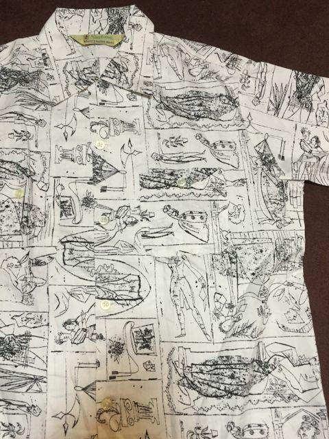 アメリカ仕入れ情報#57 デッドストック 50s  ALL COTTON 柄シャツ!_c0144020_14294774.jpg