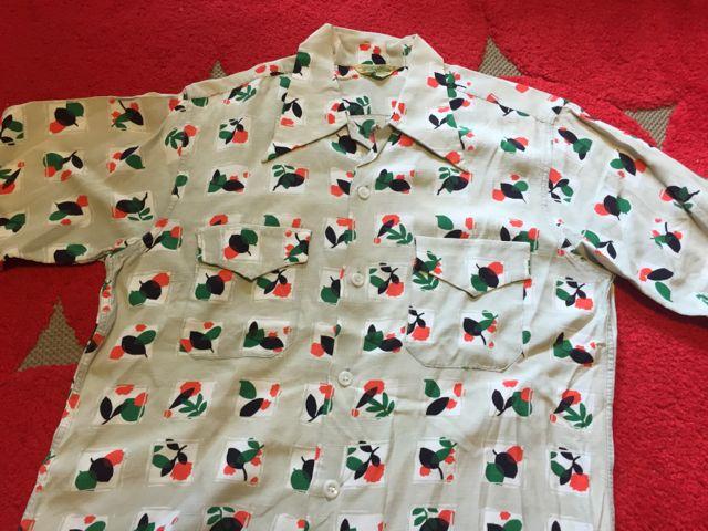 アメリカ仕入れ情報#59  50s RAYON shirts!!_c0144020_14383169.jpg