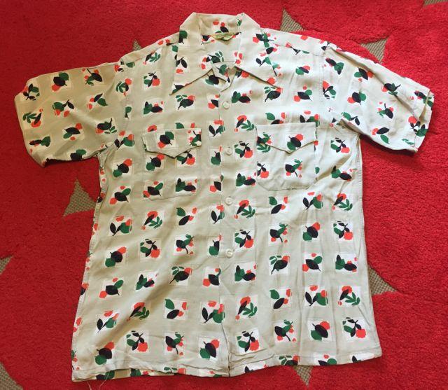 アメリカ仕入れ情報#59  50s RAYON shirts!!_c0144020_14384098.jpg
