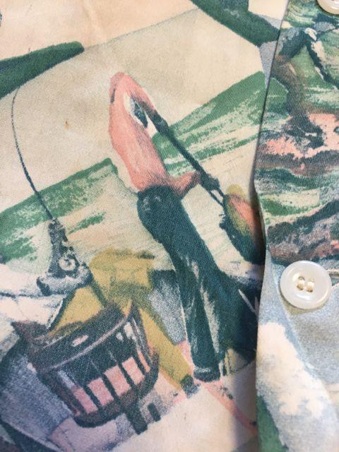 アメリカ仕入れ情報#60  40s〜ピクチャープリントハワイアンシャツ!_c0144020_1442374.jpg