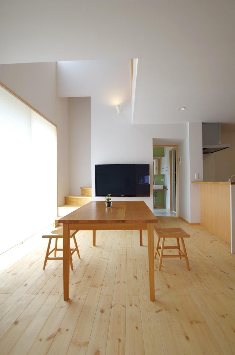 再びhomifyの特集で取手市O邸新築工事が取り上げられました。_c0004024_857131.jpg