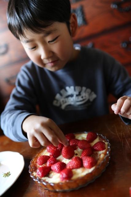 息子、おかげさまで10歳の誕生日を迎えることが出来ました_c0008664_23295418.jpg