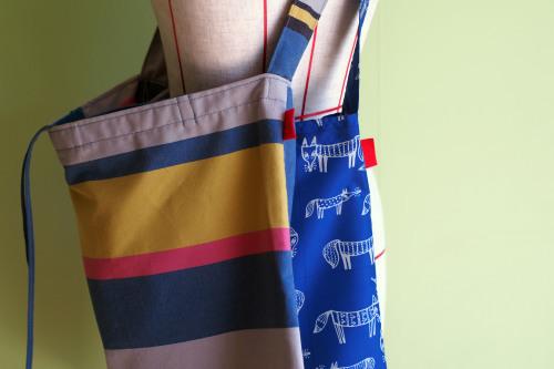 持ち方いろいろ「wear bag」_e0243765_01025741.jpg