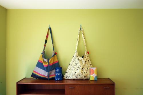 持ち方いろいろ「wear bag」_e0243765_01153989.jpg