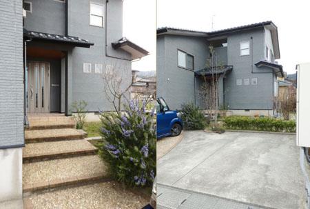 T-HOUSE お庭リノベスタート_f0141971_8153971.jpg