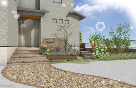 T-HOUSE お庭リノベスタート_f0141971_8181826.jpg