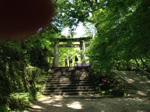 仁比山神社(九年庵の近く)_b0214473_21515730.jpg