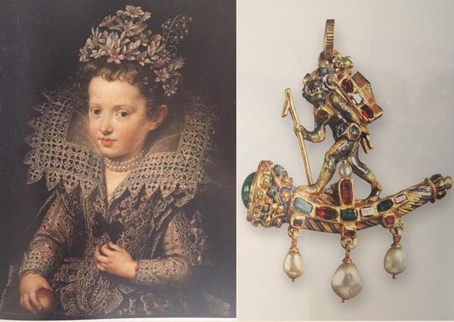 メディチ家の至宝-ルネサンスのジュエリーと名画展にて_a0138976_18305058.jpg