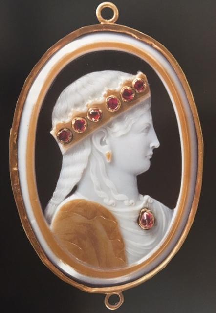 メディチ家の至宝-ルネサンスのジュエリーと名画展にて_a0138976_1831331.jpg