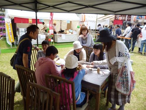 稲田縁日のイベント&ワークショップ_f0229883_2423060.jpg