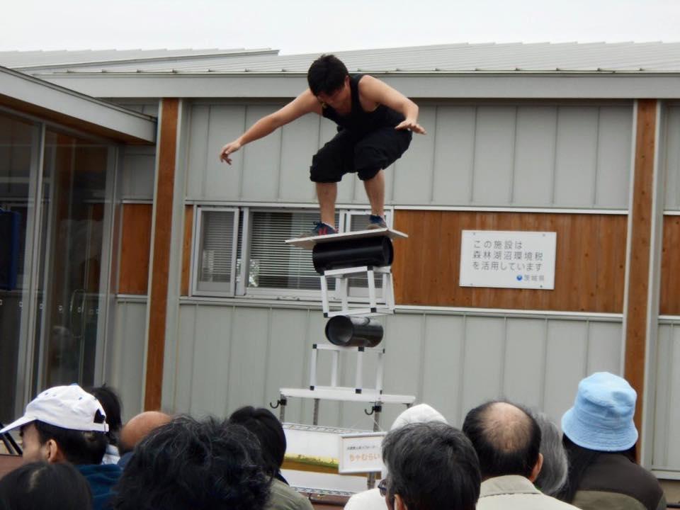 稲田縁日のイベント&ワークショップ_f0229883_2443762.jpg