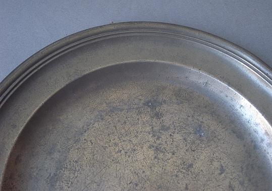 ピューターの皿2点_e0111789_11145285.jpg
