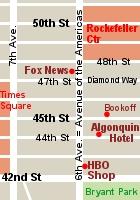 NYミッドタウンの6番街沿い、42~50丁目付近をお散歩_b0007805_0233.jpg