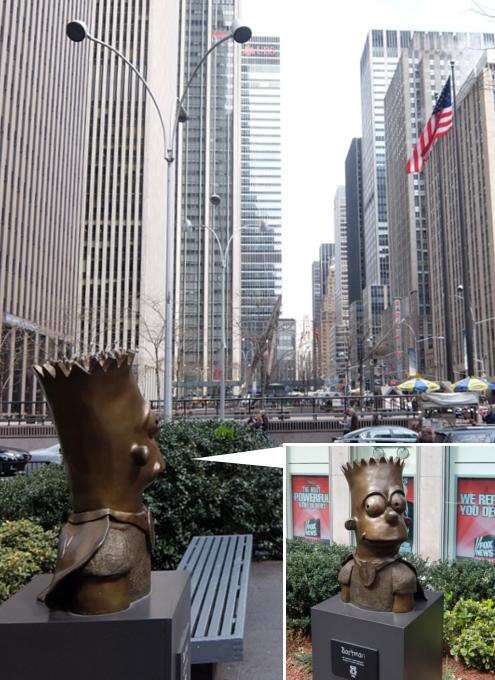 NYミッドタウンの6番街沿い、42~50丁目付近をお散歩_b0007805_0235922.jpg