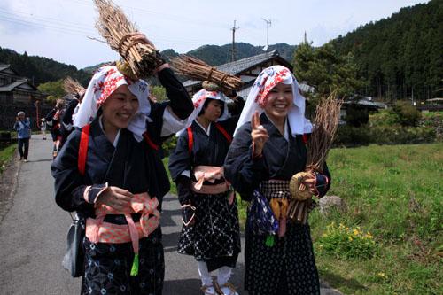 大原女(おおはらめ)祭り 4/23~5/8_e0048413_19215170.jpg