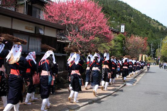 大原女(おおはらめ)祭り 4/23~5/8_e0048413_19222087.jpg