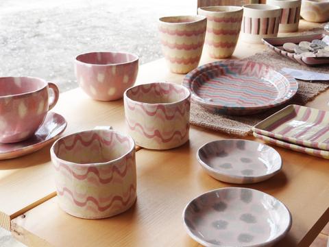 桜の季節展示会_a0233551_1225819.jpg