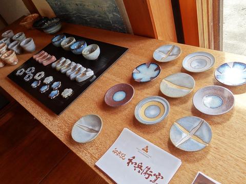 桜の季節展示会_a0233551_1232358.jpg
