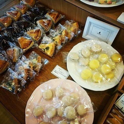 「パン マルシェ!4」出店者のご紹介 トラノコ洋菓子店さん。_e0060555_13490120.jpg