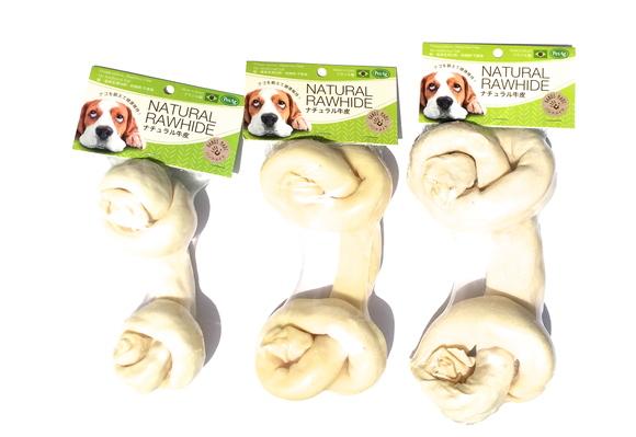 Pet Ag Rawhide Pet Ag Rawhide Brand ナチュラルローハイド ガム ラウンドノット XL_d0217958_11161697.jpg