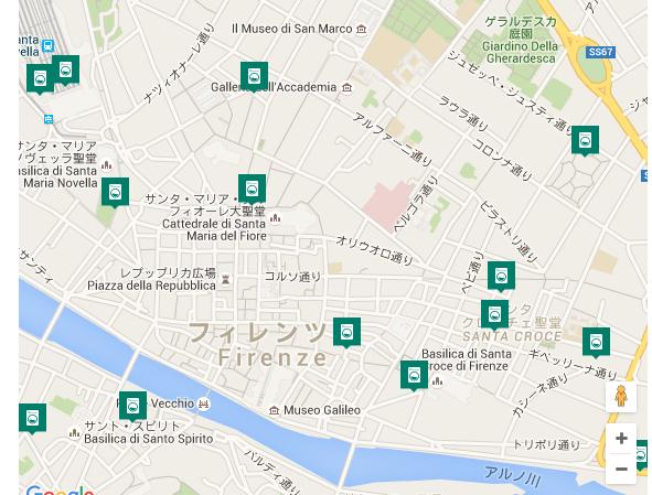 フィレンツェの街中にある公衆トイレをチェック!!_c0179785_1184496.png
